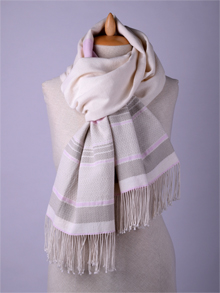 ILLANGO FASHION, HANDWOVEN SCARVES